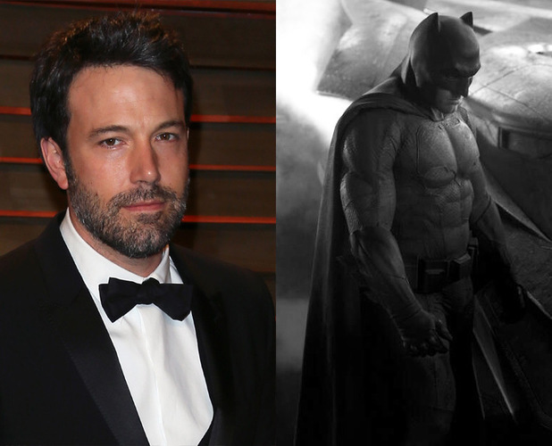 Ben Affleck Production...