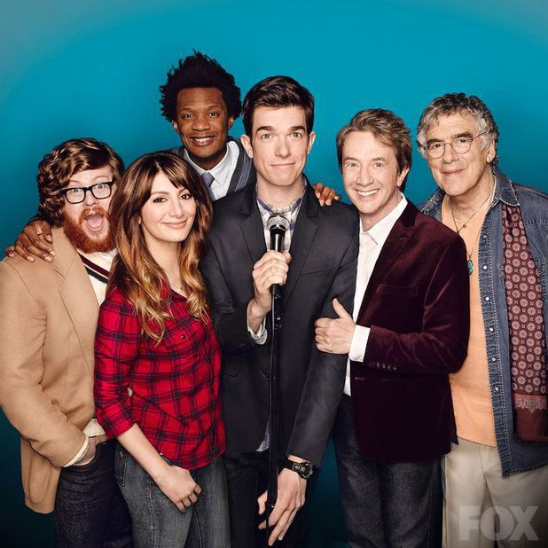 John Mulaney's new FOX series Mulaney