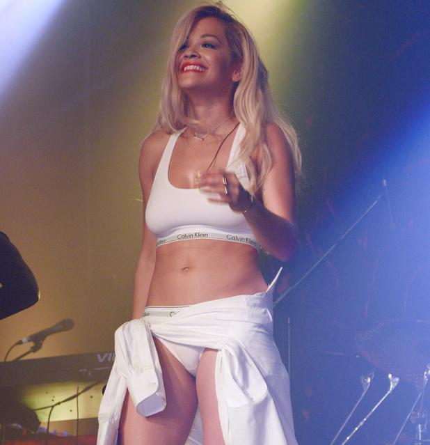 Rita Ora in concert at G-A-Y, London, Britain - 10 May 2014 Rita Ora 10 May 2014