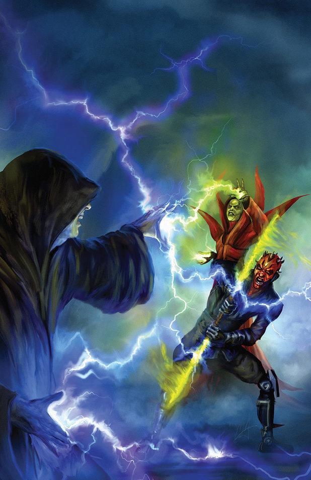 Star Wars: Darth Maul - Son of Dathomir #4