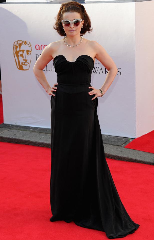 BAFTA Television awards 2014: Helena Bonham Carter