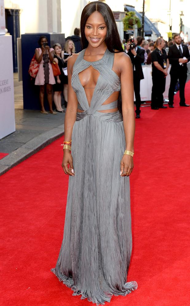 BAFTA Television awards 2014: Naomi Campbell