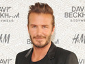 Beckham retired from football last year after playing for Paris Saint-Germain.