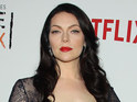 Laura Prepon speaks about her religion's 'auditing' process, which she uses to improve her acting.