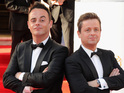 BAFTA Television awards 2014: Ant and Dec