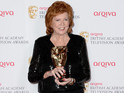 BAFTA Television awards 2014: Cilla Black