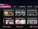 As well as a reorganised layout, iPlayer exclusives will also be made available on Sky.