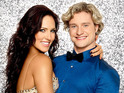 "The Olympic ice dancer says he has ""mixed emotions"" about his time on the show."