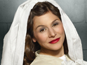 The actress - who plays lovelorn Lorna Morello - gets promotion for season three.