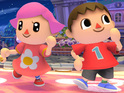 The upcoming game will allow players to fight as the male or female villager.