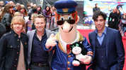 Stephen Mangan, Ronan Keating on Postman Pat, dodgy auditions and fan mail