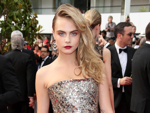 'The Search' film premiere, 67th Cannes Film Festival, France - 21 May 2014 Cara Delevingne 21 May 2014
