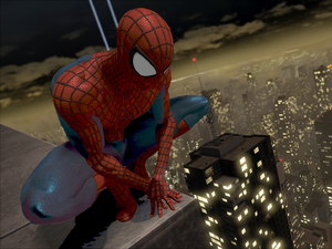 The Amazing Spider-Man 2 is available on current and next-gen consoles