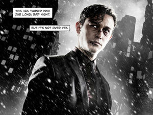 Joseph Gordon-Levitt in Sin City: A Dame To Kill For character poster