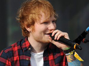 Radio 1's Big Weekend - Day 2 Ed Sheeran