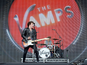 Radio 1 Big Weekend Day 3 The Vamps