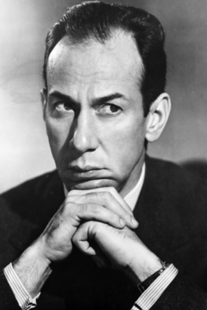 Jose Ferrer with hands folded, 1950s. (Photo by Film Favorites/Getty Images)