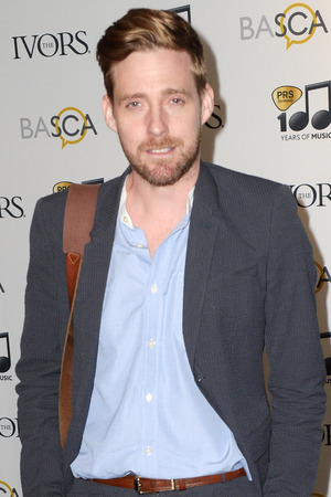Ricky Wilson attends The Ivor Novello Awards at The Grosvenor House Hotel, 2014
