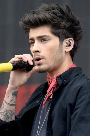 Radio 1's Big Weekend - Day 2 Zayn Malik