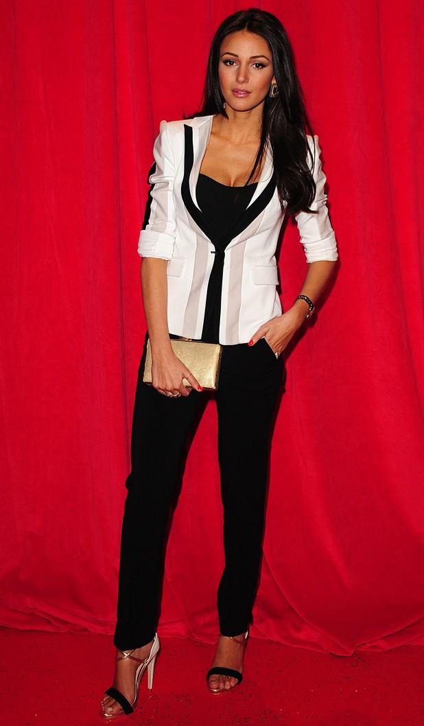 British Soap Awards: Michelle Keegan