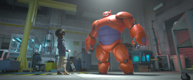 Disney's 'Big Hero 6' still