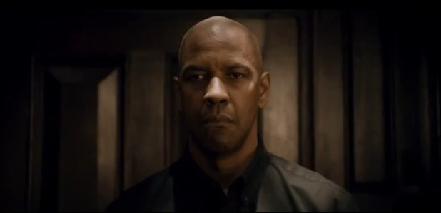 Denzel Washington in Antoine Fuqua's The Equalizer