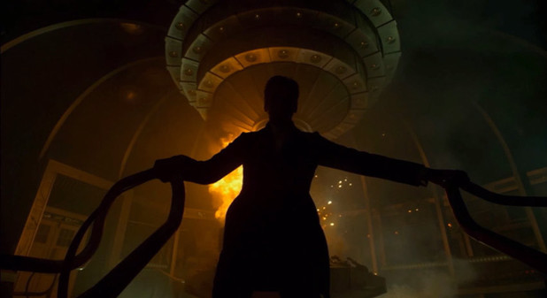 Doctor Who series 8 teaser trailer