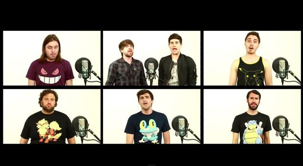 Pokemon theme song A Cappella