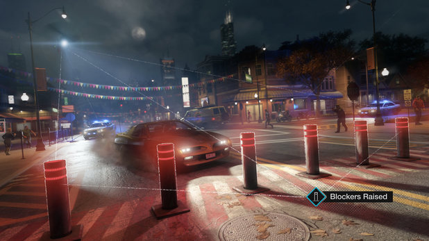 Watch Dogs is an open-world hacking game for PC, current and next-gen consoles