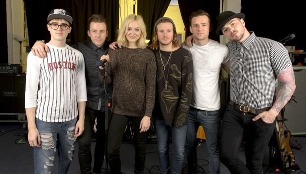 Fearne and McBusted