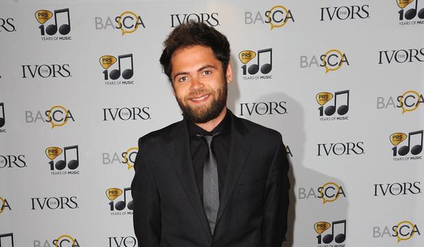 Passenger attends The Ivor Novello Awards at The Grosvenor House Hotel, 2014