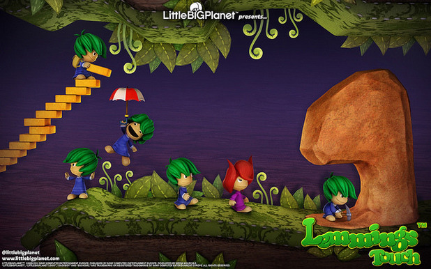 LittleBigPlanet gets Lemmings DLC