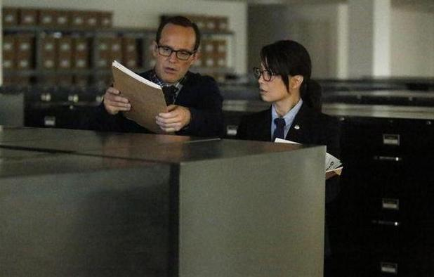 Marvel's Agents of SHIELD S01E21: 'Ragtag'