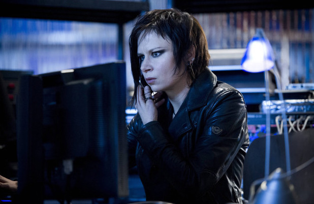 "Mary Lynn Rajskub as Chloe in 24: Live Another Day: ""2:00PM - 3:00PM"""