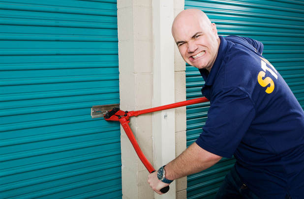 Sean Kelly on Storage Hunters