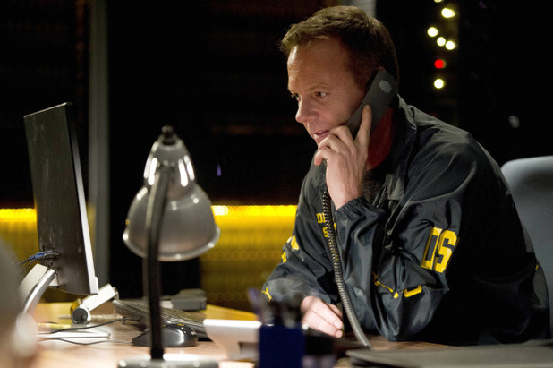 "Kiefer Sutherland in 24: Live Another Day: ""2:00PM - 3:00PM"""