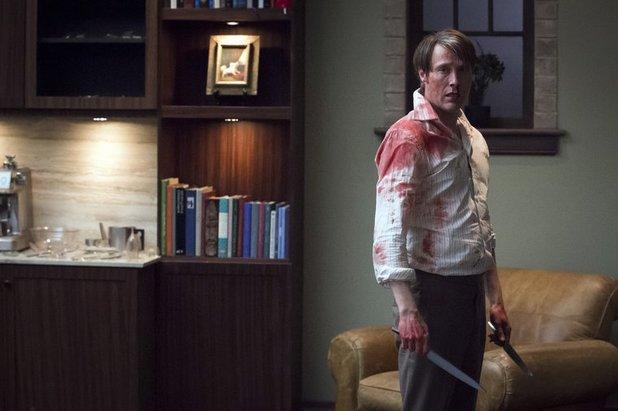 Mason in Hannibal season 2 episode 13 'Mizumono'