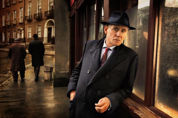 Gabriel Byrne in BBC One's Quirke