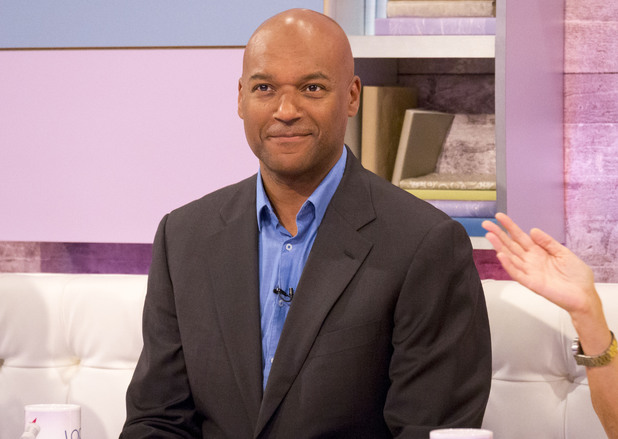 Colin Salmon on Loose Women