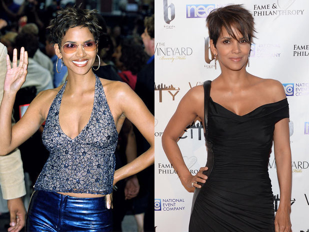 The cast of X-Men then and now: Halle Berry