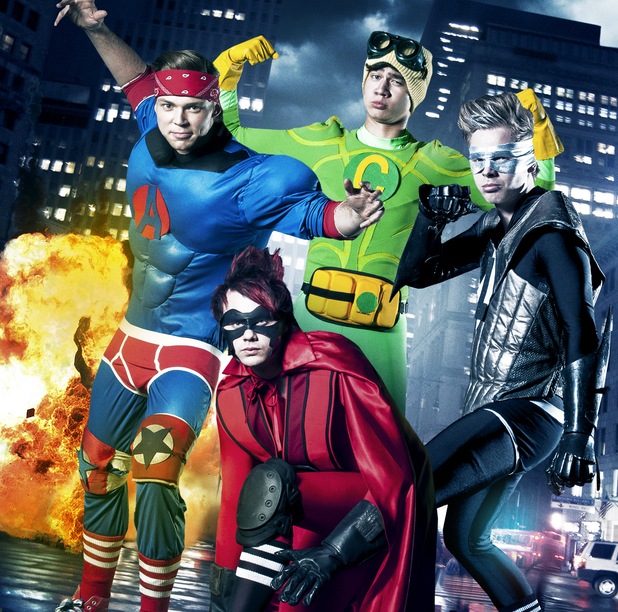 5 Seconds Of Summer 'Don't Stop' poster.