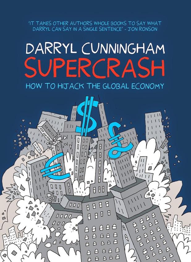 Darryl Cunningham's Supercrash