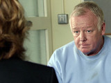 Gail comes face to face with Michael, the burglar.