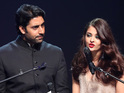 The Bachchans supported the charity in raising funds for AIDS research.