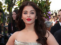 "Posting a picture, Sanjay Gupta describes working with Aishwarya as ""fab""."