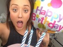 Geordie Shore celebrate their birthday the only way they know how - selfies.