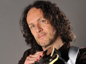 "Vivian Campbell says his Hodgkin's lymphoma has ""come back again""."