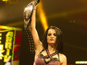 Digital Spy talks to the Divas Champion ahead of London recordings of Raw and SmackDown.