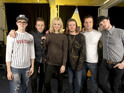 The McBusted boys talk about rehab, reunions and rock and roll in their show.