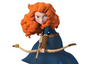 Maleficent and Merida are coming to Disney Infinity 2.0